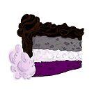 Devil's Ace Cake by BriPi