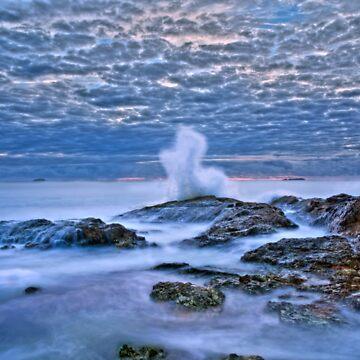 Speckled Skies by scatrdjason