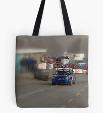 RALLY OF THE LAKES 2009 MOLLS GAP Tote Bag