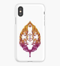 Serenity Victoriana - Color iPhone Case