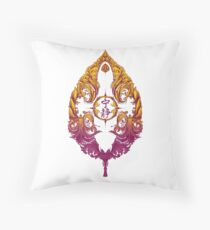 Serenity Victoriana - Color Floor Pillow