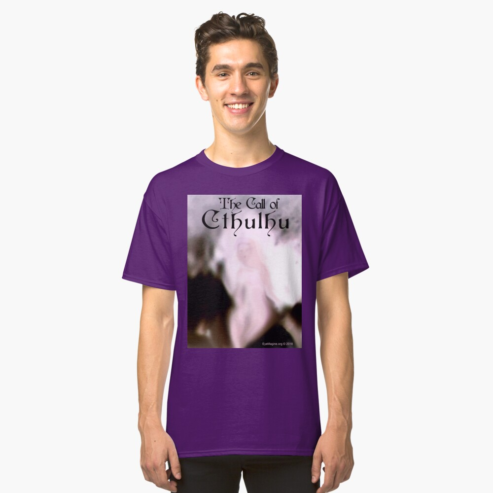 The Call of Cthulhu Classic T-Shirt Front