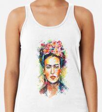 Camiseta de tirantes para mujer Frida Kahlo