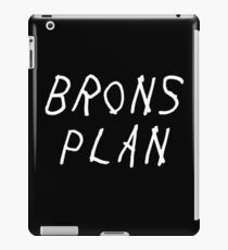Brons Plan iPad Case/Skin
