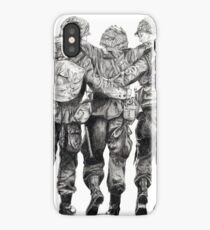 Band of Brothers iPhone Case
