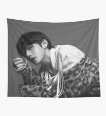 BTS LOVE YOURSELF 轉 TEAR // V // O VER Wall Tapestry