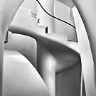 Staircase in Casa Batllo by Hercules Milas