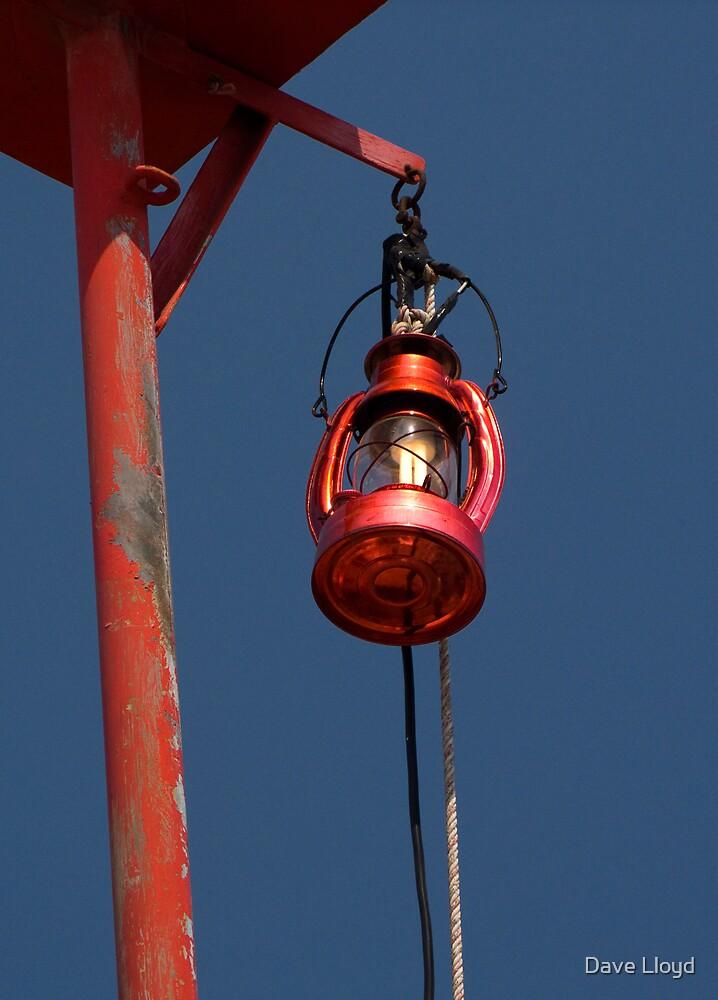 Red Lantern by Dave Lloyd