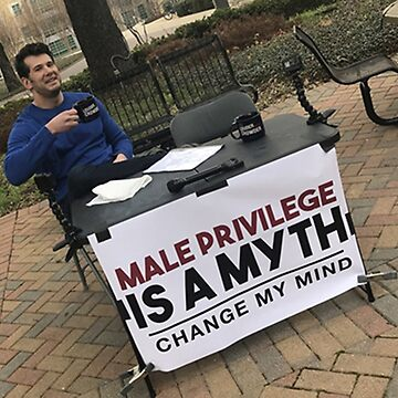Steven Crowder change my mind t shirt design by pepelover2015