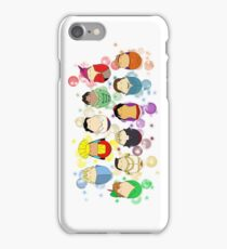 Princes & Gentlemen iPhone Case/Skin