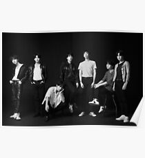 BTS FAKE LOVE  Poster