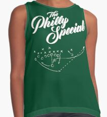 The Philly Special Contrast Tank
