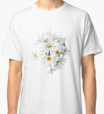 Wild white daisies Classic T-Shirt