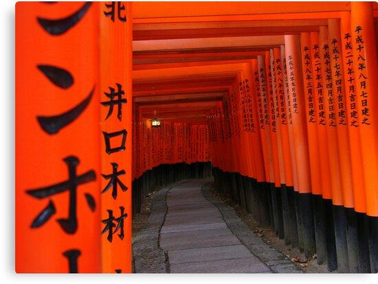 Fushimi Inari Shrine 2 by fenjay