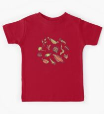 Cambrian Critters Kids Clothes