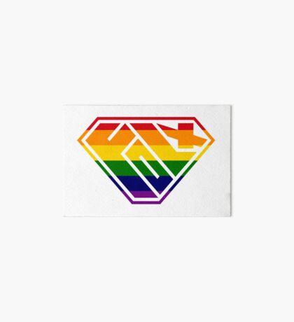 Folx SuperEmpowered (Rainbow) Art Board