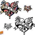 Love Is Pain by OscarEA
