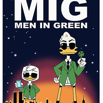 Men in Green by MonkeyLi