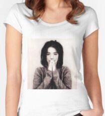 Bjork Women's Fitted Scoop T-Shirt