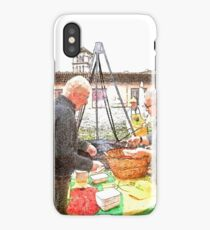 Chestnut seller iPhone Case