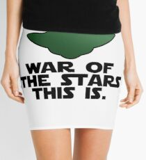 Wise jedi Mini Skirt