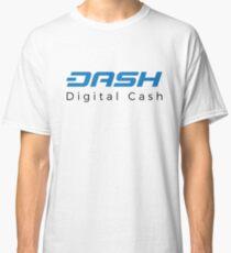 Moon Cash Shirt / Warrior Dash Tshirt / Dash Cup Mug / Dash Crypto / Cryptocurrency Tshirt / Moon Bitcoin Tshirt Classic T-Shirt