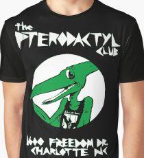 PTERODACTYL CLUB - 80s Graphic T-Shirt
