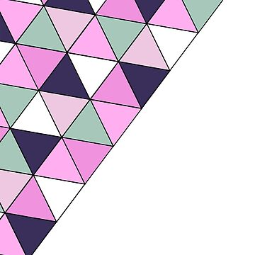 Pink triangles by Tateisawimp