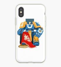 Marneus Calgar Minimalist (Warhammer 40k) iPhone Case