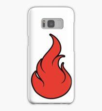 Pokemon Fire Type Samsung Galaxy Case/Skin