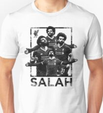 Mohamed Salah - Liverpool FC, Limited Edition! Unisex T-Shirt