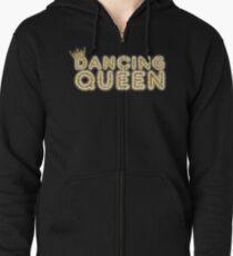 Dancing Queen Zipped Hoodie