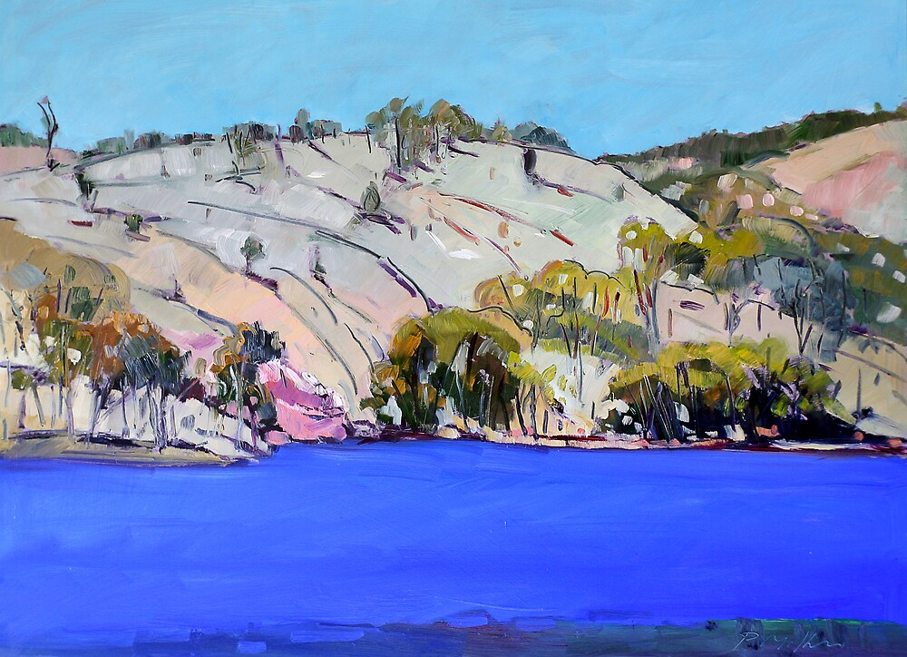 Connolly Dam by Paul  Milburn