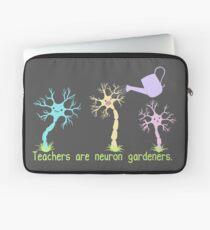 Teachers Are Neuron Gardeners Laptop Sleeve
