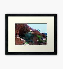 Hiking! Framed Print