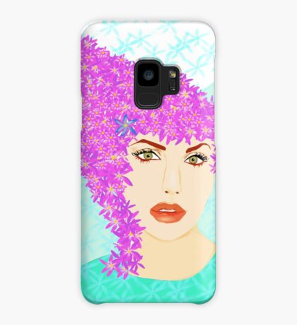 Flora ... Case/Skin for Samsung Galaxy