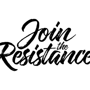 Join the Resistance by LudlumDesign