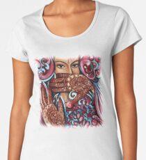 Henna Women's Premium T-Shirt