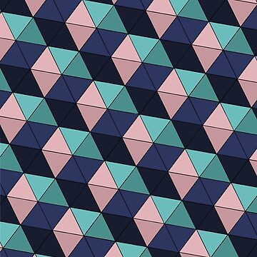 Geometric cubes by Tateisawimp