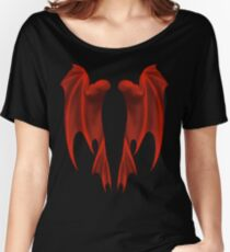 Dragon Wings Women's Relaxed Fit T-Shirt