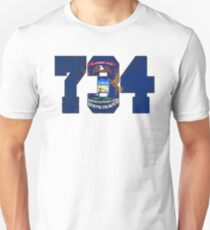 ALWAYS REPPIN' THE 734 Unisex T-Shirt