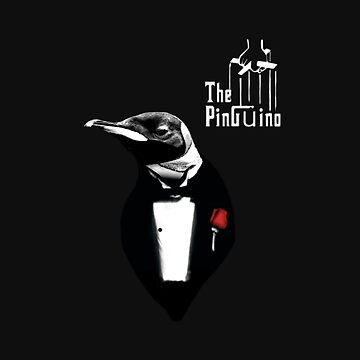 the penguin by Panterxy