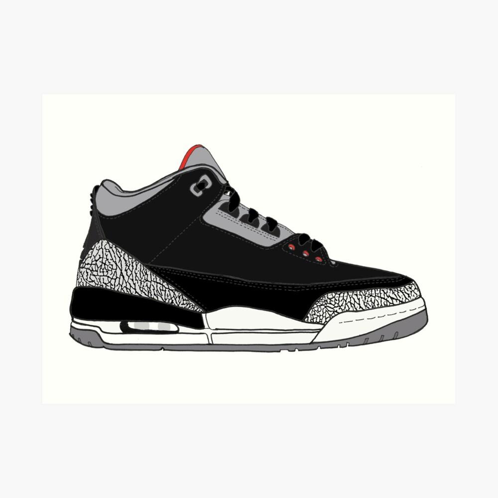 new style a064b cfd3b Air Jordan III (3)