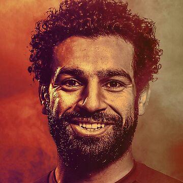 Mohamed Salah by Nkioi