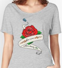 Love is Pain (Alex and Piper Tattoo Tribute) Women's Relaxed Fit T-Shirt