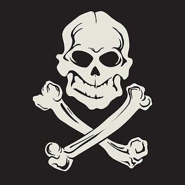 Jolly Roger pirate flag by JeraRS