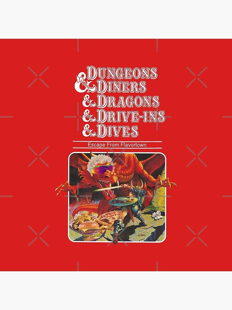 Dungeons & Diners & Dragons & Drive-Ins & Dives: Etwas größeres Bild von ErikVogt