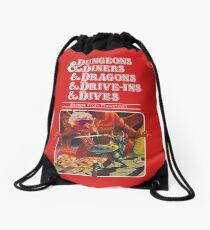 Dungeons & Diners & Dragons & Drive-Ins & Dives: Etwas größeres Bild Turnbeutel