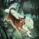 Spirit of the Wolf by Elisabeth Alba