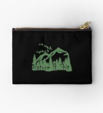 Nature and shit  Studio Pouch